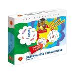 Gra Obserwujesz i Znajdujesz Wyrazy Alexander w sklepie internetowym Mazakzabawki.pl