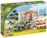 Klocki Mała Armia Jeep Willys MB Cobi 24302 w sklepie internetowym Mazakzabawki.pl