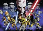 Puzzle Star Wars Rebels 300 el. Ravensburger w sklepie internetowym Mazakzabawki.pl