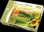 Puzzle 1000 Romantic Słoneczna Tosnania Trefl w sklepie internetowym Mazakzabawki.pl