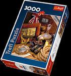 Puzzle 3000 Morskie Opowieści Trefl 33043 w sklepie internetowym Mazakzabawki.pl