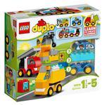 Lego Duplo 10816 Moje Pierwsze Pojazdy w sklepie internetowym Mazakzabawki.pl