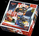 Trefl Puzzle Disney Cars 3w1 Po wyścigu 34819 w sklepie internetowym Mazakzabawki.pl