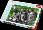 Puzzle 260el Sweet Lovely Kocia przyjaźń Trefl w sklepie internetowym Mazakzabawki.pl