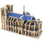 Puzzle 3D Drewniane Norte Dame De Paris MJ404 w sklepie internetowym Mazakzabawki.pl