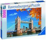 Puzzle 1000 el. Widok na Tower Bridge 196371 w sklepie internetowym Mazakzabawki.pl