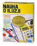 Nauka o iluzji 4M Russell w sklepie internetowym Mazakzabawki.pl