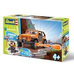 Junior kit model do składania auto terenowe w sklepie internetowym Mazakzabawki.pl