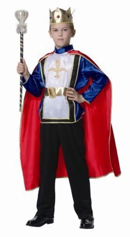 0f43c7c42dfeee Strój karnawałowy kostium król 104cm w sklepie internetowym  Mazakzabawki.pl. Powiększ zdjęcie