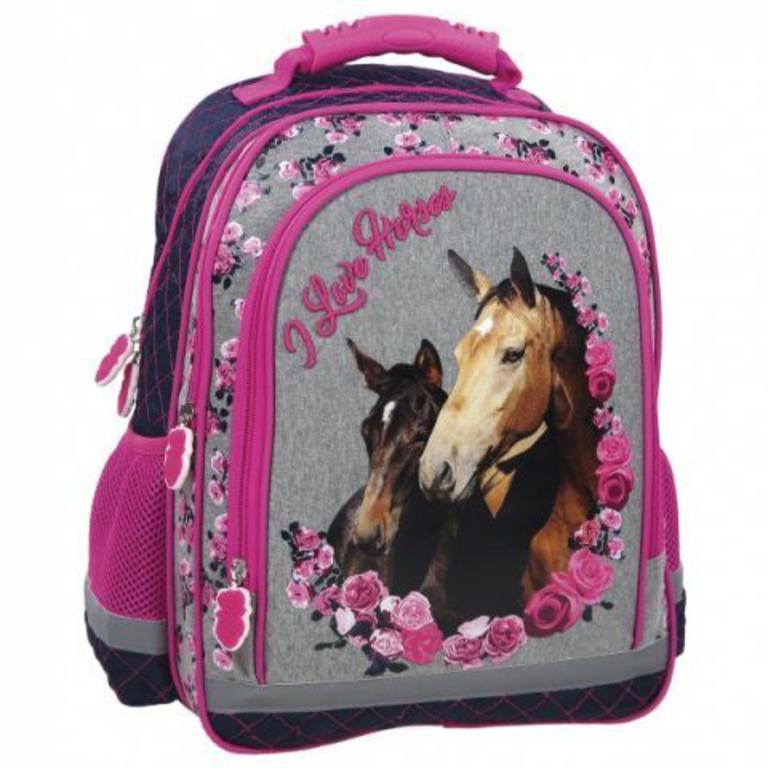dece035d5333 Plecak szkolny 13 Horses Konie Derform w sklepie internetowym  Mazakzabawki.pl. Powiększ zdjęcie