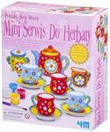 Pomaluj swój własny Serwis do herbaty 4M w sklepie internetowym Mazakzabawki.pl