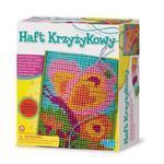 Haft krzyżykowy Zrób To Sam 4M w sklepie internetowym Mazakzabawki.pl