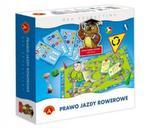 Gra Prawo Jazdy Rowerowe Alexander w sklepie internetowym Mazakzabawki.pl