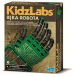 Ręka Robota Zrób to sam Kidz Labs 4M w sklepie internetowym Mazakzabawki.pl