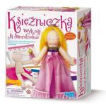 Lalka Księżniczka 22 cm 4M w sklepie internetowym Mazakzabawki.pl