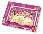 Puzzle 24 maxi Księżniczki Disney Trefl w sklepie internetowym Mazakzabawki.pl