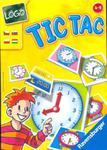 Gra Logo Tic Tac Mój pierwszy zegarek w sklepie internetowym Mazakzabawki.pl