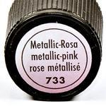 Relief,konturówka Marabu Metallic Liner 25 ml 733 pink w sklepie internetowym Sklep Plastyczny