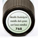 Relief,konturówka Marabu Metallic Liner 25 ml 768 dark green w sklepie internetowym Sklep Plastyczny