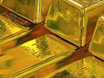 Fototapeta na flizelinie Tucana 37198 sztabki złota złoto w sklepie internetowym KrainaBarw.pl