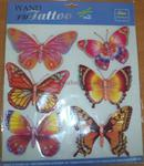 Naklejki na ścianę 3D Tattoo ST3D-005 w sklepie internetowym KrainaBarw.pl