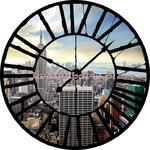 Fototapeta na flizelinie 2575VEZ1 Widok przez zegar na Nowy Jork w sklepie internetowym KrainaBarw.pl