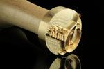 Stempel do odbijania logotypu w paście WASABI - średnica stempla 30mm - CNC w sklepie internetowym Grawernia.pl