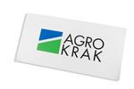 Szyld firmowy z kolorowym logotypem - wym. 300x150mm - DRUK UV - SZUV006 w sklepie internetowym Grawernia.pl
