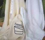 SAUNA ręcznik 70x140 BIAŁY w sklepie internetowym Sklep.saunal.pl
