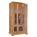 KORSIKA- 1 osobowa sauna infrared w sklepie internetowym Sklep.saunal.pl
