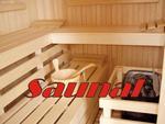 Leżanki do sauny z pionową osłoną (afrykańska samba/ abache) w sklepie internetowym Sklep.saunal.pl