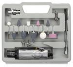 Szlifierka Wiertarka pneumatyczna szybkoobrotowa ATS + zestaw ściernic w sklepie internetowym Sklep P.H.U. Szczepan