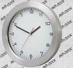 Anty zegar z aluminiową ramką w sklepie internetowym funnyclock.eu