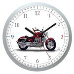 Zegar kwarcowy Czas na Motocykl #2 w sklepie internetowym funnyclock.eu