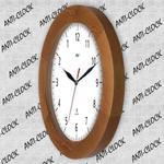 Zegar drewniany solid REWERS #1 w sklepie internetowym funnyclock.eu