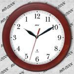 Zegar drewniany rondo REWERS #2 w sklepie internetowym funnyclock.eu