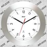 Anty zegar z aluminiową ramką WIDE #1 w sklepie internetowym funnyclock.eu