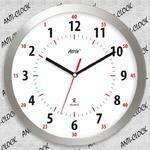Anty zegar z aluminiową ramką SLIM #2 w sklepie internetowym funnyclock.eu