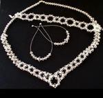 Nowy ślubny komplet Swarovski crystal w sklepie internetowym Artillo
