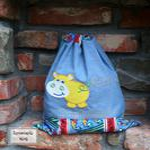 Worek dla dziecka - Hipopotam 2 w sklepie internetowym Artillo