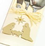 Etui na sztućce dekoracja stołu - Boże Narodzenie - Święta Rodzina w sklepie internetowym Artillo