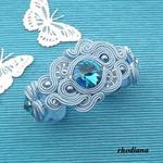 Błękitna Rivoli - bransoleta sutasz w sklepie internetowym Artillo