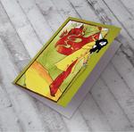 Podróż... kartka na życzenia w sklepie internetowym Artillo