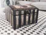 Kufer drewniany retro na co tylko chcesz w sklepie internetowym Artillo