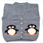 kamizelka z pingwinkami w sklepie internetowym Artillo