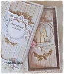 Kartka ślubna+pudełko, vol.12 na zamówienie w sklepie internetowym Artillo