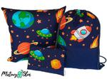 Komplet / wyprawka do przedszkola ~ kosmos w sklepie internetowym Artillo