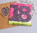 18-te urodziny : kartka na osiemnastkę ARBUZ w sklepie internetowym Artillo