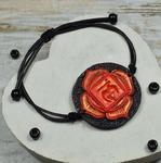 Bransoletka Muladhara - regulowana bransoletka czakry podstawy w sklepie internetowym Artillo