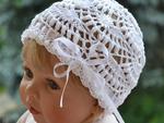Coś na narodziny -czapeczka i buciki w sklepie internetowym Artillo